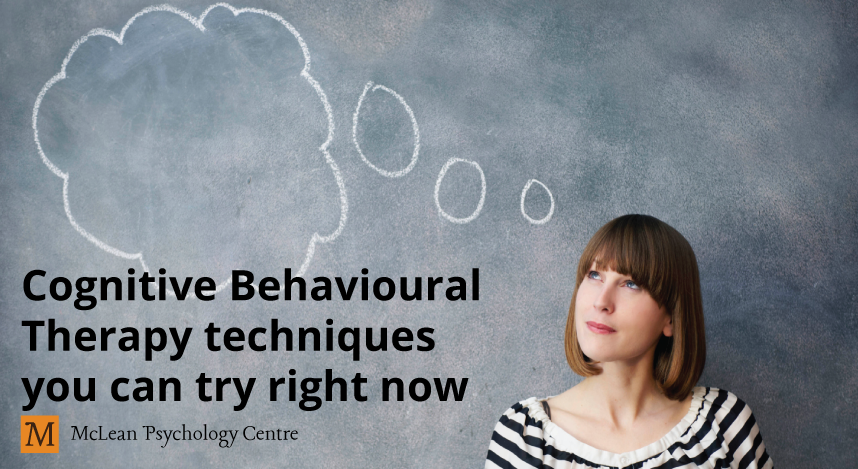 cognitive behavioral therapy techniques - 858×469